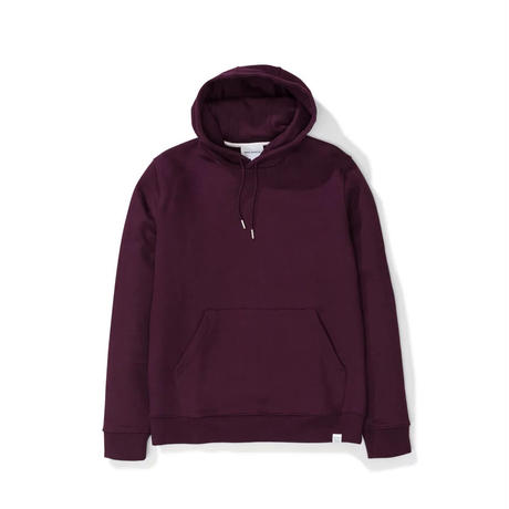 NORSE PROJECTS / VAGN CLASSIC HOOD - RITTERI PURPLE