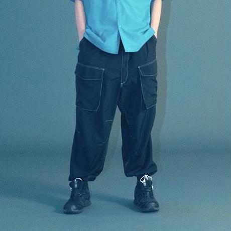 ROTOL / OVER PANTS - BLACK