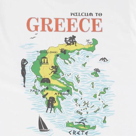 Carne Bollente / WELCUM TO GREECE / WHITE