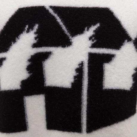JW ANDERSON x David Wojnarowicz / Burning House Knit / WHITE x BLACK
