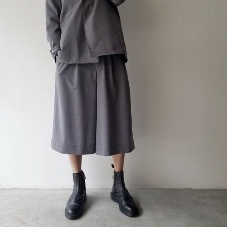 ROTOL / SHORT SLACKS - GRAY