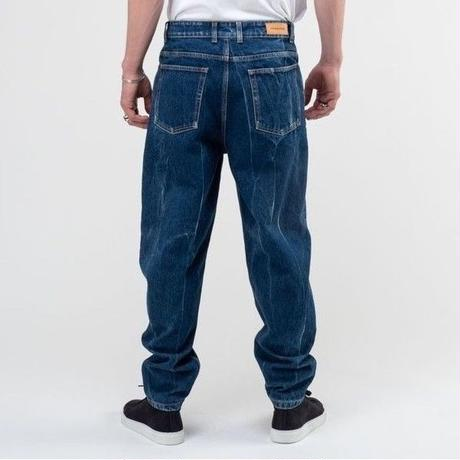 TOMWOOD / CARROT DENIM - HEAVY RINSED