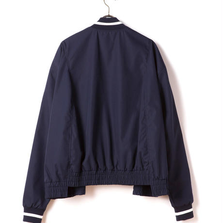 FRED PERRY x 77circa / TENNIS BOMBER - NAVY
