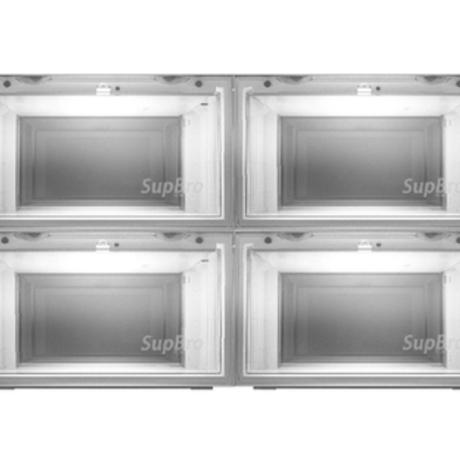 LED light-upスニーカーボックス 2個