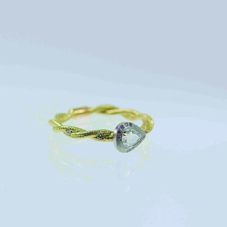 ---One of a kind---微笑みの雫のRing