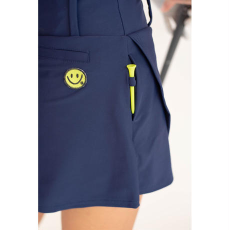 GOLF skirt Fit(NAVY)