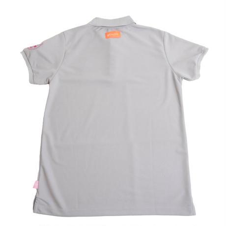 メンズ ニコちゃんポロシャツ