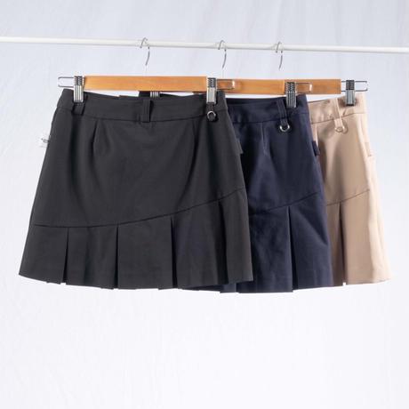 レディース  プリーツタイトスカート
