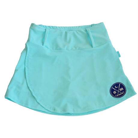 GOLF skirt Fit(aqua BLUE)