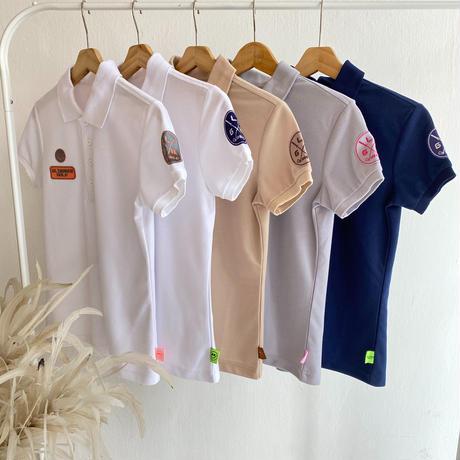 レディース ニコちゃんポロシャツ