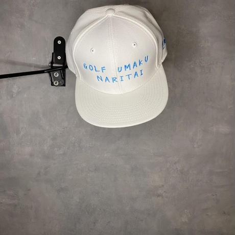 ゴルフ上手くなりたいキャップ(各色)