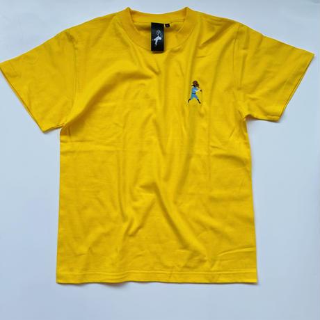 Tシャツ(胸ワンポイント刺繍)
