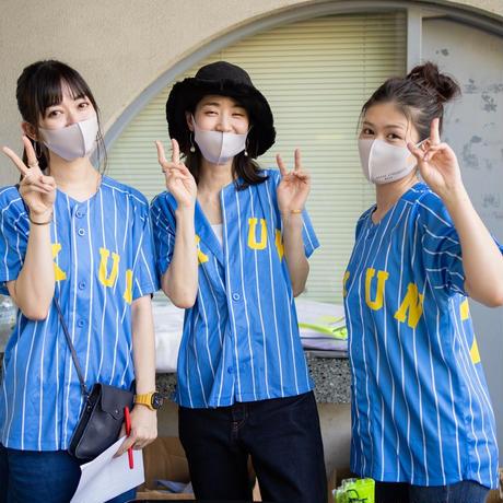 ベースボールシャツ(野球ウマクナリタイ)