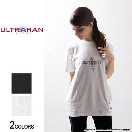 『ULTRAMAN』 SSSP 科学特捜隊Tシャツ(ワールドプレミア STAFF Tシャツ アナザーver.)(男女兼用)【backside of tokyo】