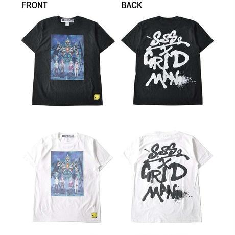 『SSSS.GRIDMAN』描き下ろしイラスト Tシャツ【backside of tokyo】