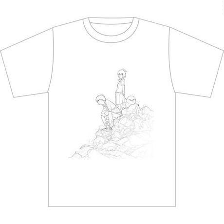 ビッグシルエットTシャツ【センコロール コネクト】