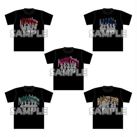 BanG Dream! ガールズバンドパーティ! 箔プリントTシャツ【BanG Dream! (バンドリ!)】