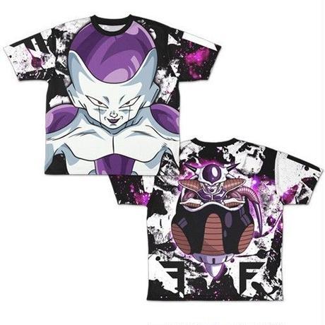 フリーザ 両面フルグラフィックTシャツ XL【COSPA】