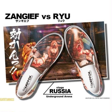 STREET FIGHTERV Stage Russia MODEL【ANIPPON.】