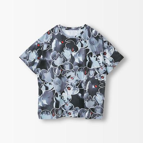 東京喰種:re TOKYO GHOUL:reコラージュTシャツ【R4G】
