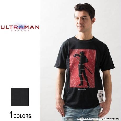 『ULTRAMAN』 セブンTシャツ(男女兼用)【backside of tokyo】