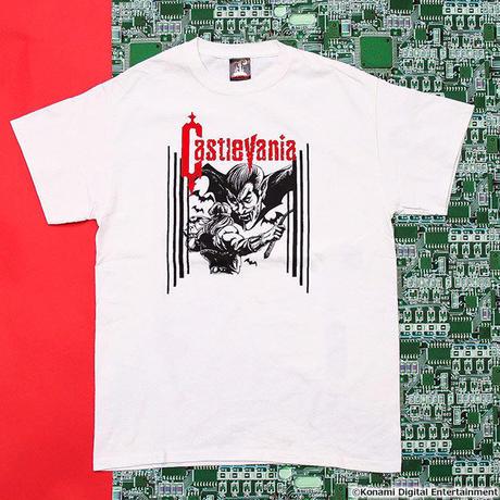 悪魔城ドラキュラ SIMON&DRACULAシリーズ Tシャツ【VIDEO GAME TOKYO】