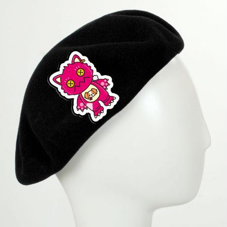 【モーニング娘。feat.カリバディクス】2.5SPINNSコラボベレー帽