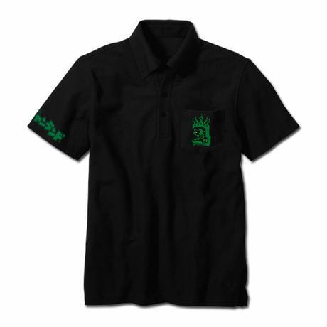 ワギャンランド 「 Kingdom Polo-Shirt」【GAMES GLORIOUS】