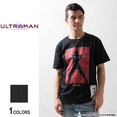 『ULTRAMAN』 ウルトラマンTシャツ(男女兼用)【backside of tokyo】