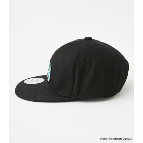 初音ミク BB Cap/MIKUMOji Embroidery【R4G】