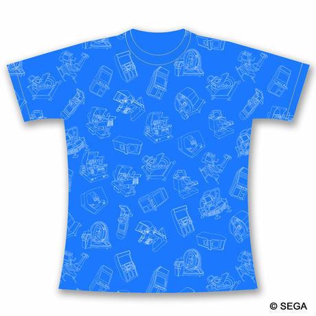 SEGA Arcade Gamer Tシャツ