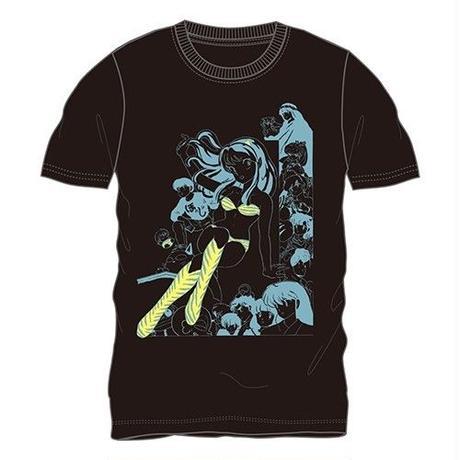 Tシャツ オールキャスト【うる星やつら】