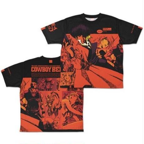 カウボーイビバップ 両面フルグラフィックTシャツ L【COSPA】