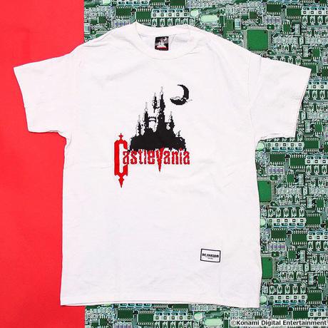 悪魔城ドラキュラ Castlevaniaシリーズ Tシャツ【VIDEO GAME TOKYO】