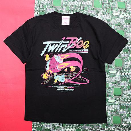 TwinBee フルカラーTシャツ【VIDEO GAME TOKYO】
