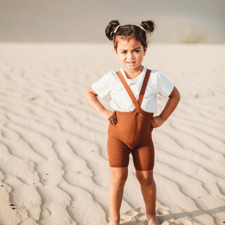 SILLY Silas Shorty Tights Collection_Cinnamon