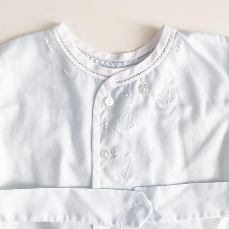 50s embroidery tops (dead stock)