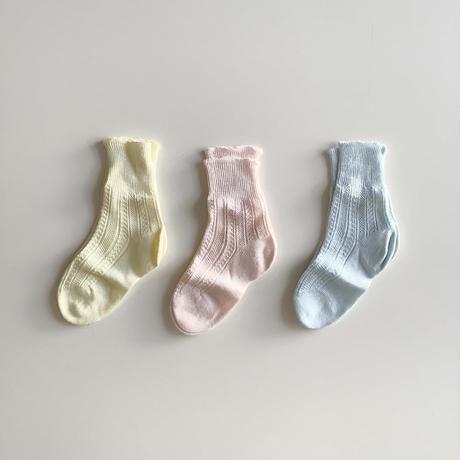 60s socks set (dead stock)