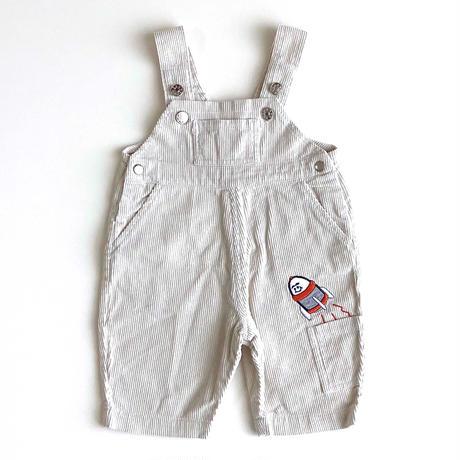 rocket corduroy overalls