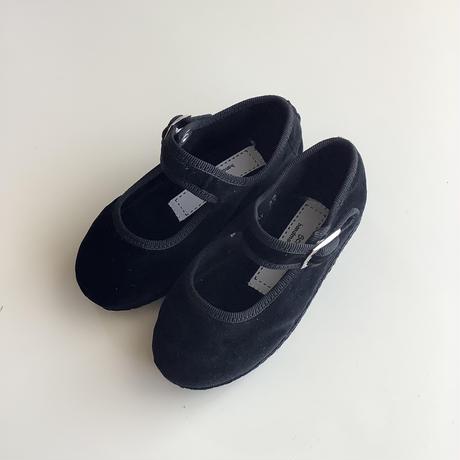 Sciuscià KIDS shoes_ BLACK,BEIGE,COW,RED BROWN×LIGHT BLUE