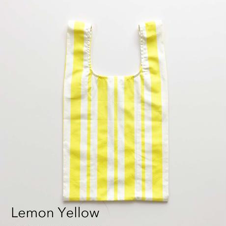 mė stripe bag_Raspberry Red/Lemon Yellow/Lavender×Cinnamon