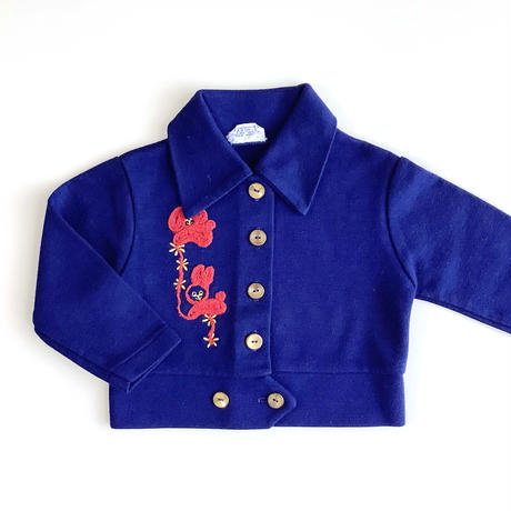 70s embroidery jacket