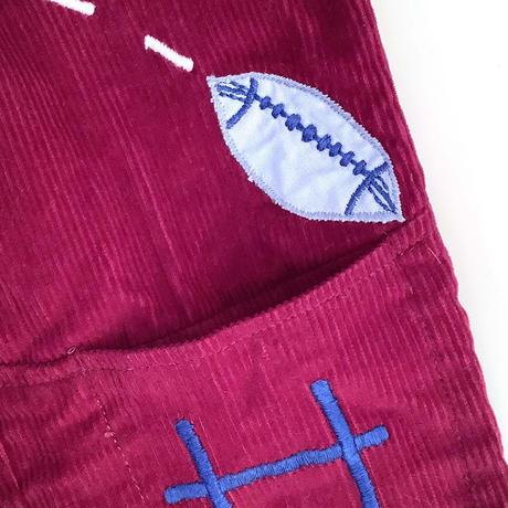 American football overalls