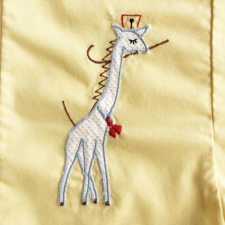 giraffe romper