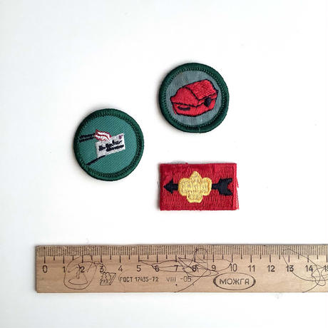 80s girl scout  badge_1