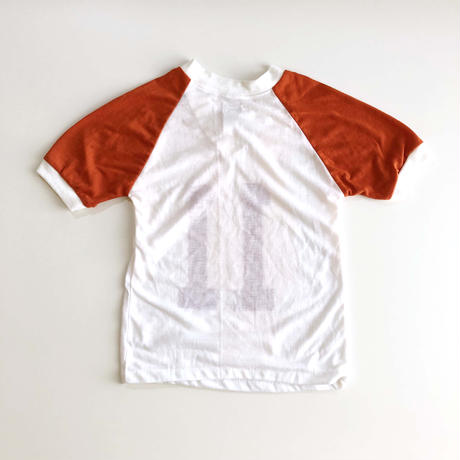 70s numbering tops&pants outfit (dead stock)
