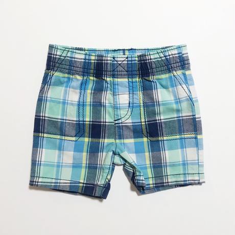 plaid pants_mint