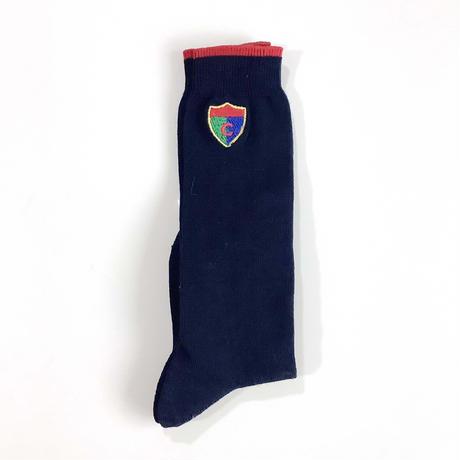 navy socks (dead stock)