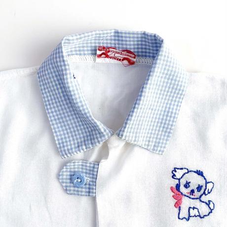 embroidery dog shirt