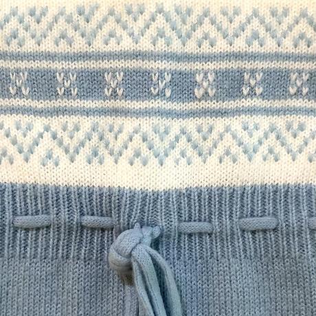 knitting romper (dead stock)